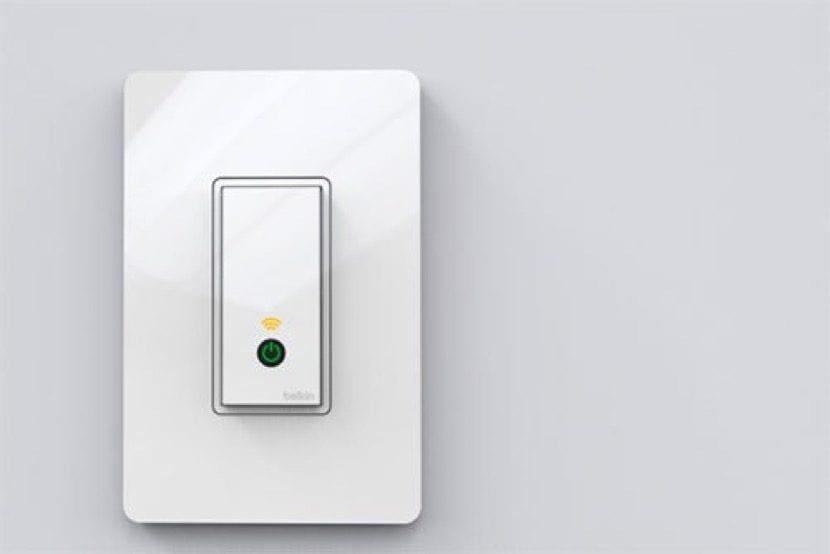 Interruptor Wemo de Belkin