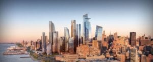 SkyLine de Hudson Yards