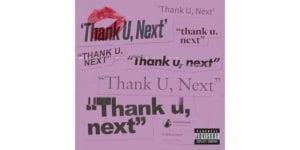 hank U Next disco de Ariana Grande