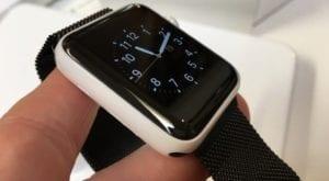 Apple Watch ceramica