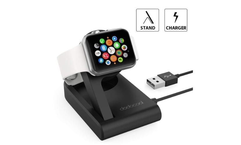 Cargador MFI para el Apple Watch Dodocool