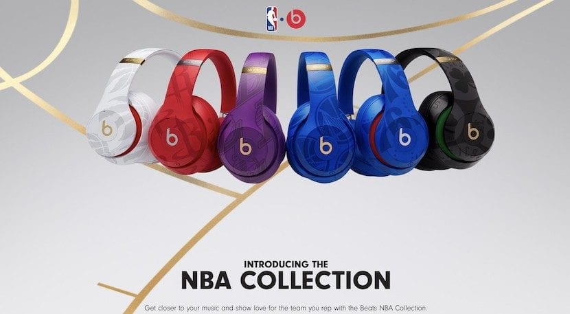 Beats Studio NBA Collection