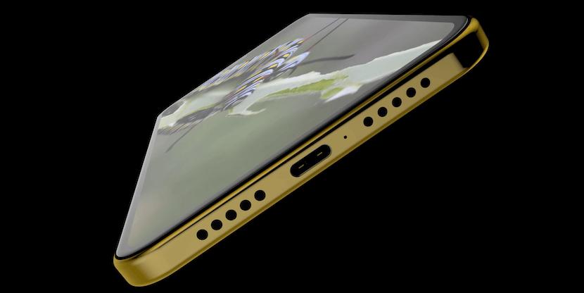 Concepto del iPod touch de 7ª generación