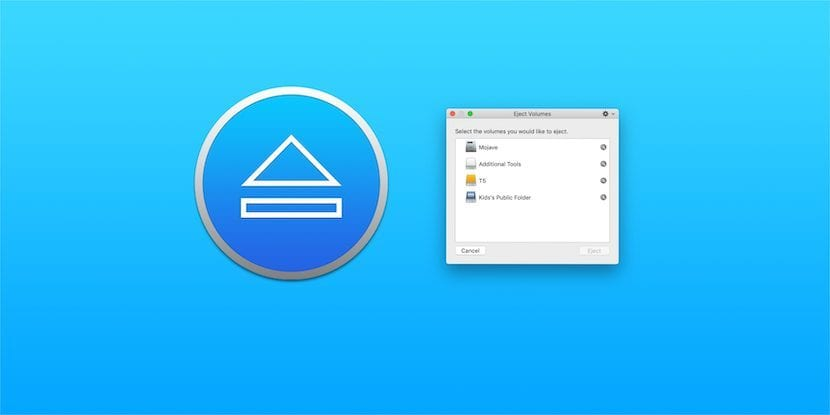 Ejector para macOS
