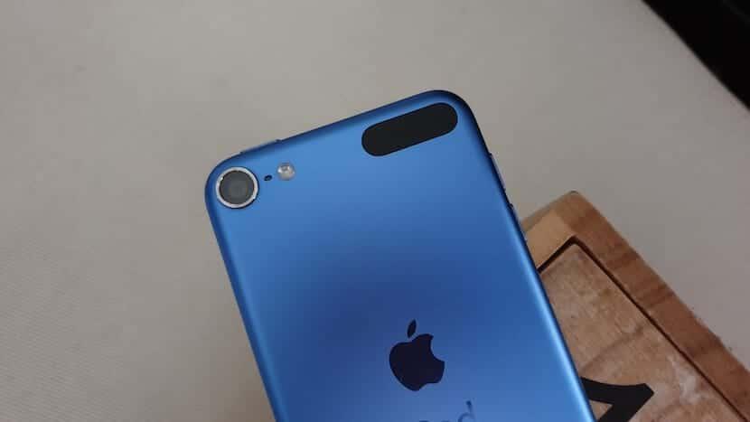 iPod touch de 6ª generación