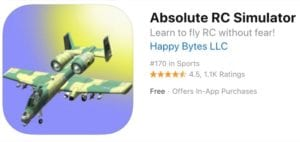 Absolute RC simulator