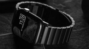 Nomad - Correa de titanio para el Apple Watch