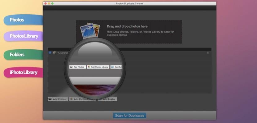 Aplicación Photo Duplicate Cleaner