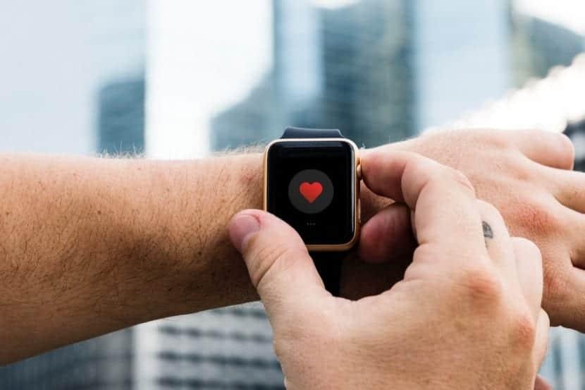 Corazón Apple Watch