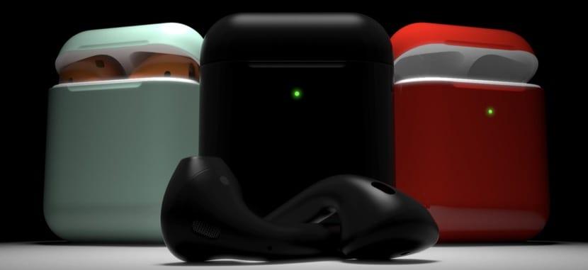 AirPods personalizados por ColorWare