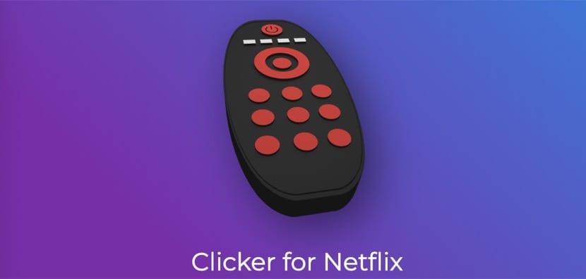 Clicker para ver Netflix