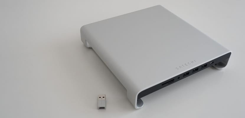 Satechi Base USB-C iMac