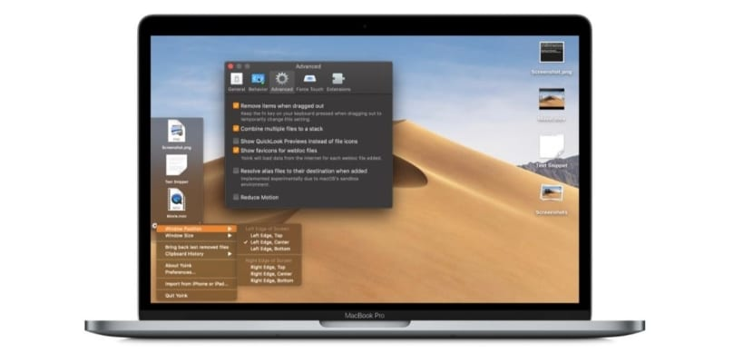 Yoink para macOS