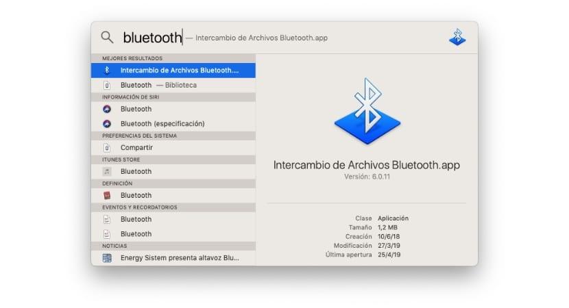Activar bluetooth en Mac sin ratón