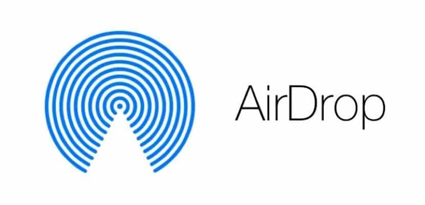 AirDrop logotipo