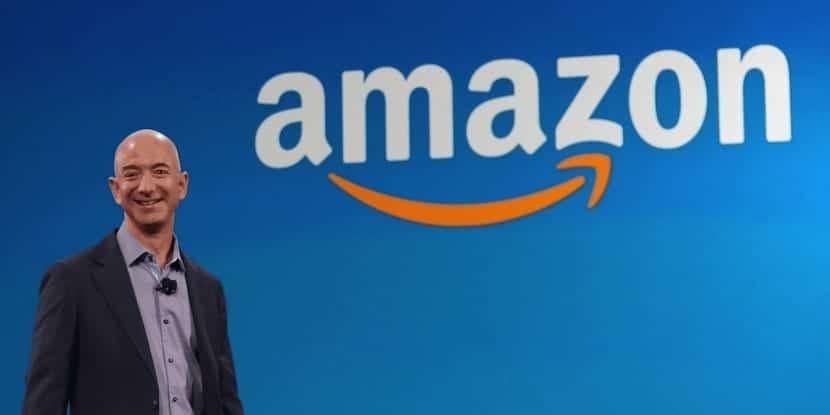 Amazon - Jeff Bezos
