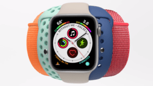 Apple Watch Series 4 anuncio