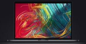 MacBook Pro pantalla