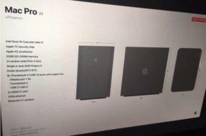Mac Pro rumor