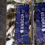 WWDC decoración