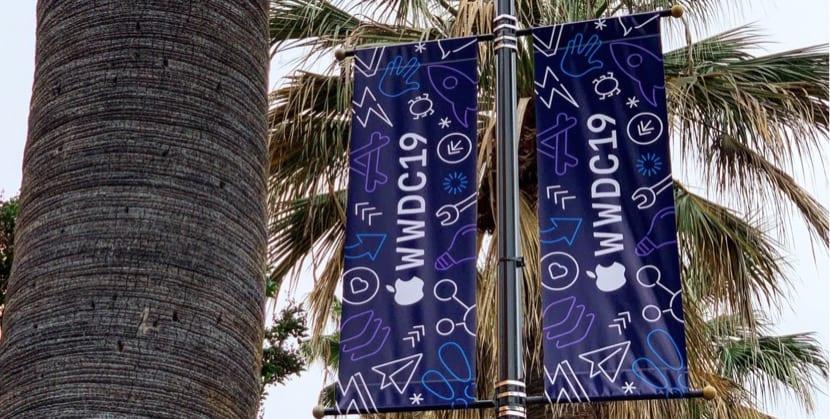 WWDC decoración