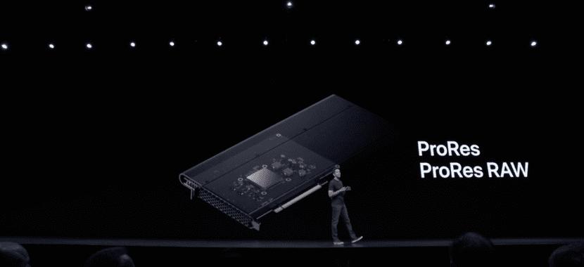 Mac Pro ProRes RAW