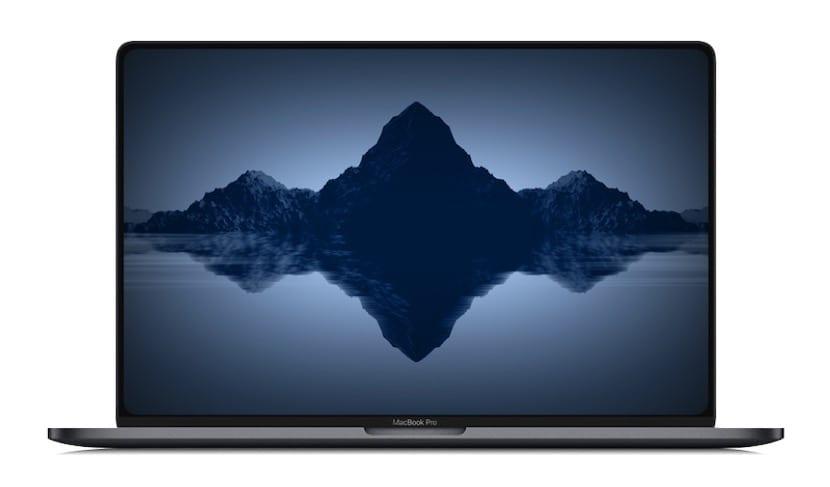 Proyecto del MacBook Pro de 16 pulgadas