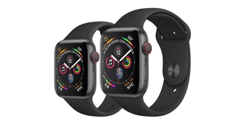 Apple Watch Series cuatro LTE