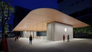 Apple Store Xinyi A13