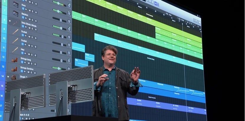 Logic Pro WWDC