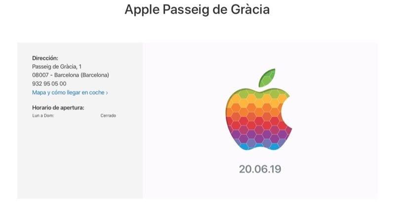Apple Store Gràcia