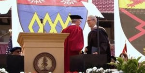 Tim Cook Stanford