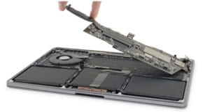 MacBook Pro 2019 iFixit