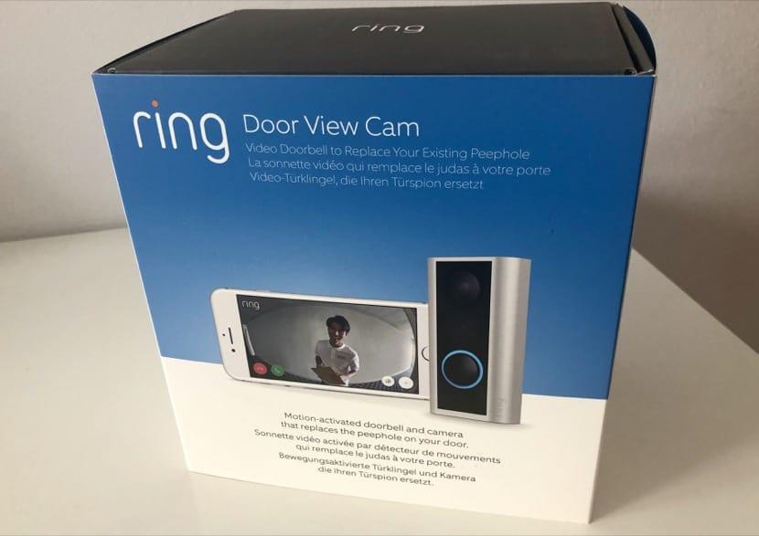Ring Door caja