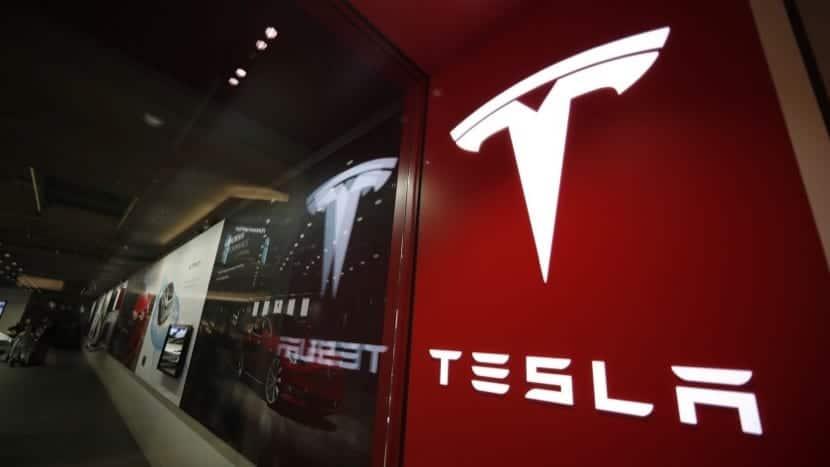 Tesla tienda