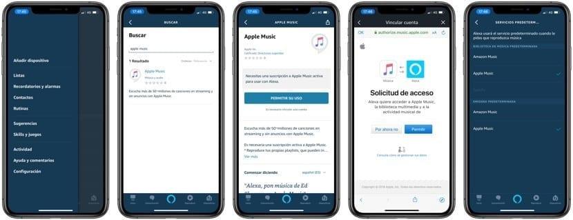 Apple Music - Alexa Amazon Echo