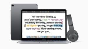 Descuento para estudiantes de Apple