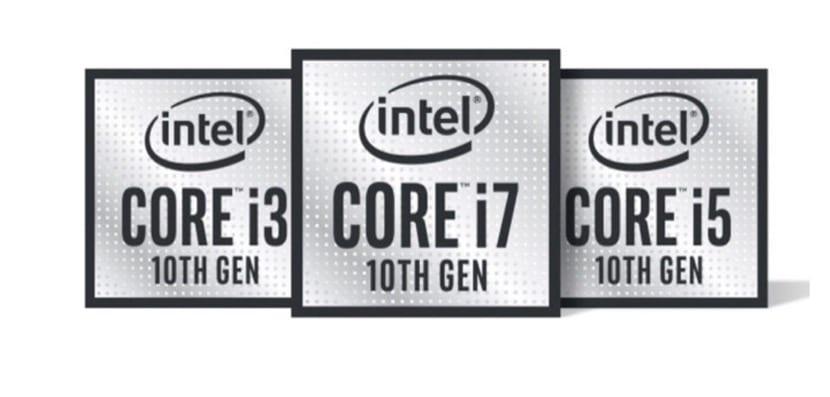 Procesadores Intel 10ª generación
