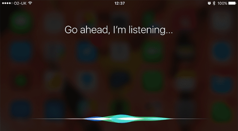 Siri privacidad