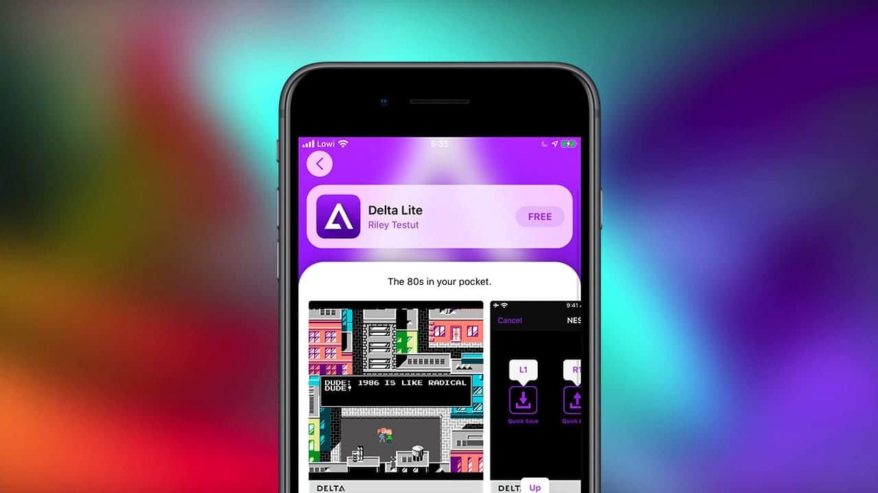 Imagen de la aplicación AltStore