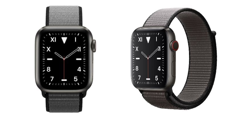 Apple Watch Series 5 de Titanio