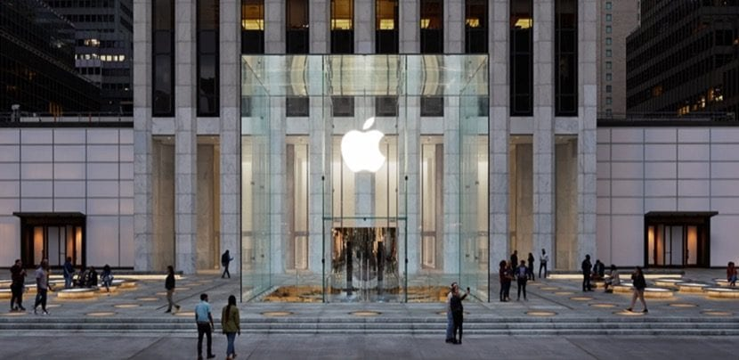 Apple store Quinta Avenida