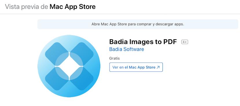 imágenes a PDF