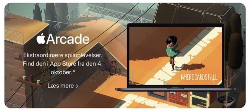 Apple Arcade macOS Catalina