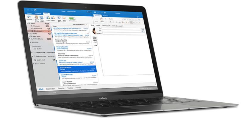 La aplicación Mail en macOS Catalina muestra fallos en la recuperación de mensajes