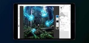 Photoshop para iPad lleva camino de ser uno de los programas que más van a tardar en presentarse.