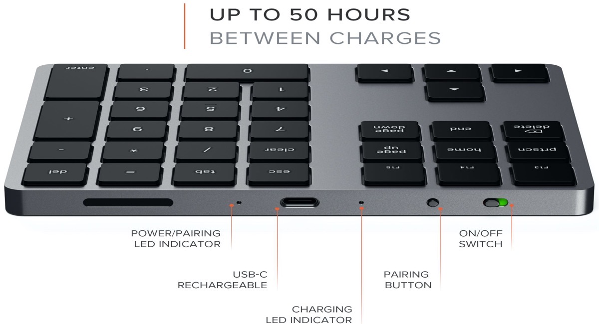 Satechi ha lanzado una extensión de teclado para nuestros Mac