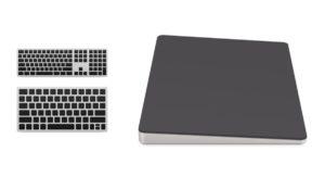 Nuevos colores para los accesorios de la gama Magic para el Mac Pro
