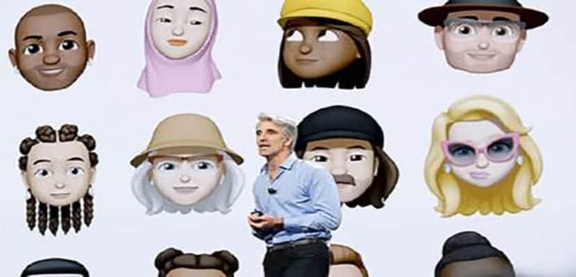 Apple presenta los memojis, una nueva forma de iconos animados
