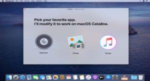 Retroactive te permite ejecutar aplicaciones olvidadas por macOS Catalina.